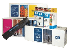 Toner Images Cartridges